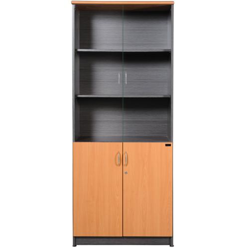 Tủ tài liệu gỗ Hòa Phát mã NT1960G