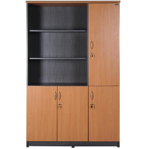 Tủ tài liệu gỗ Hòa Phát mã NT1960-3B
