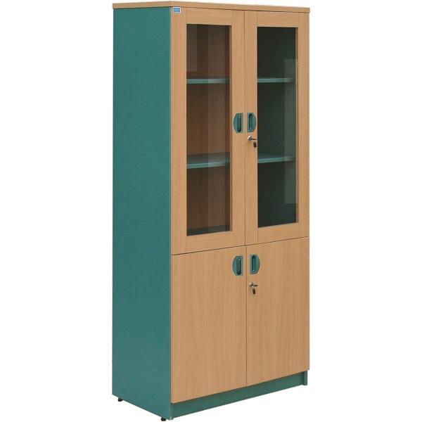 Tủ tài liệu gỗ cao cấp Hòa Phát mã SV1960KG