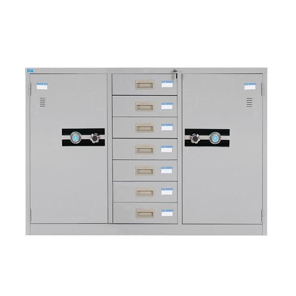 tủ tài liệu ghép cao cấp Hòa Phát mã TU118-7D