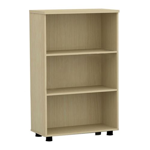 Tủ tài liệu gỗ Hòa Phát 3 khoang mã AT1260 giá rẻ