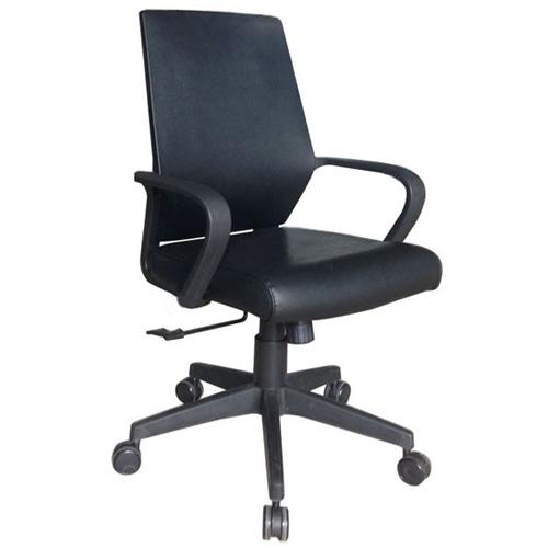 Ghế xoay da văn phòng Hòa Phát mã SG502 giá rẻ