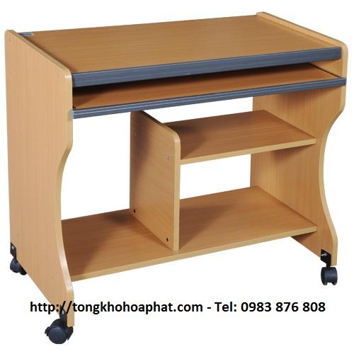Bàn máy tính gỗ Hòa Phát SD08S