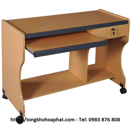 Bàn máy tính gỗ Hòa Phát SD15LS