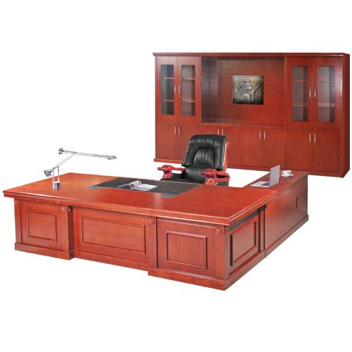Bộ bàn tủ giám đôc cao cấp DT3012VM8, DC3242VM8