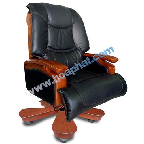Ghế da giám đốc cao cấp Hòa Phát TQ24