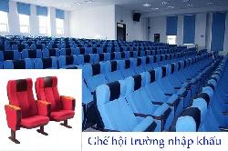 Những ưu điểm vượt trội của ghế hội trường nhập khẩu cao cấp