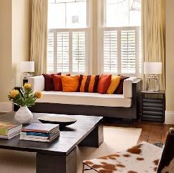 Tuyệt chiêu sử dụng nội thất cho không gian phòng khách nhỏ trở nên rộng hơn