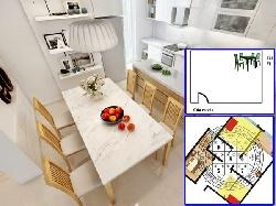 Tư vấn chọn vị trí đặt bàn ăn hợp phong thủy để gia đình luôn êm ấm