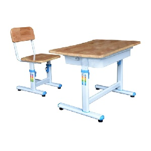 Bộ bàn ghế học sinh Hòa Phát mã BHS29B-4, GHS29B-4