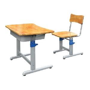 Bộ bàn ghế học sinh Hòa Phát mã BHS20-4, GHS20-4