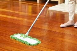Tư vấn sử dụng và vệ sinh sàn gỗ công nghiệp đúng cách