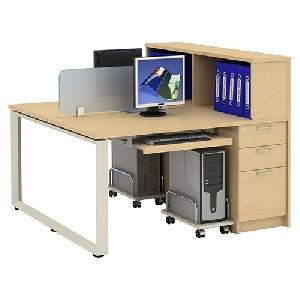 Module bàn làm việc cao cấp Hòa Phát mã HRMD09