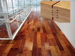 Kinh nghiệm chọn mua sàn gỗ ghép thanh