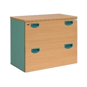 Tủ tài liệu gỗ cao cấp Hòa Phát mã SV802