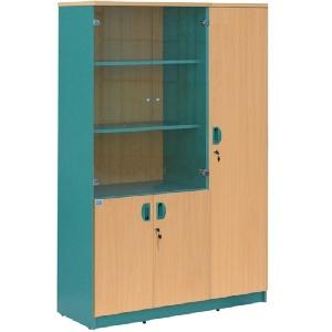 Tủ tài liệu gỗ Hòa Phát mã SV1960-3B