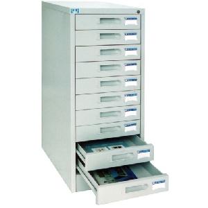 Tủ tài liệu File tài liệu 10 ngăn Hòa Phát mã TU10F