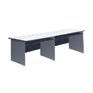 Bàn hội trường Hòa Phát HP2050L dài 2m yếm bàn lửng hiện đại