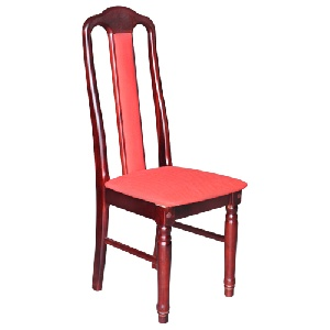 Ghế hội trường Hòa Phát gỗ tự nhiên tân cổ điển GHT02