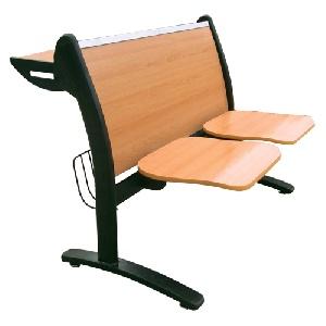 Ghế phòng chờ gỗ Hòa Phát GPC05D