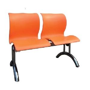 Ghế phòng chờ nhựa 2 chỗ ngồi Hòa Phát PC202Y3