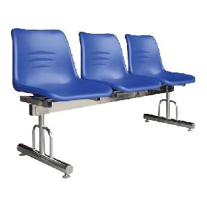 Ghế phòng chờ Hòa Phát 3 chỗ ngồi PC203T1