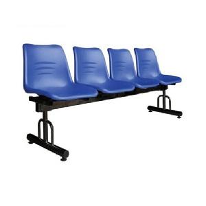 Ghế phòng chờ Hòa Phát 4 chỗ ngồi nhựa PC204T1