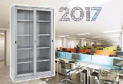 Xu hướng sử dụng tủ sắt Hòa Phát cho văn phòng công ty năm 2017