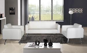 Sofa nệm da Hòa Phát cao cấp SF31