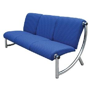 Ghế Sofa băng dài bọc vải nỉ Hòa Phát đẹp SF81-3