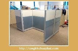 Ứng dụng của vách ngăn văn phòng trong công ty và nơi làm việc công sở