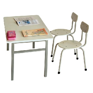 Bộ bàn ghế mẫu giáo BMG102, GMG102 thiết kế đẹp, nhỏ gọn