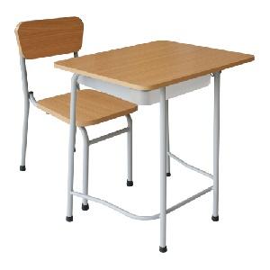 Bộ bàn ghế học sinh đơn 1 chỗ ngồi Hòa Phát BHS107
