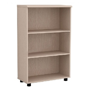 Tủ gỗ tài liệu thấp 3 khoang mã NT1260 đẹp giá rẻ