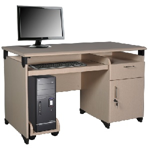 Bàn máy tính Hòa Phát dài 1m2 mã NTM120A đẹp giá rẻ