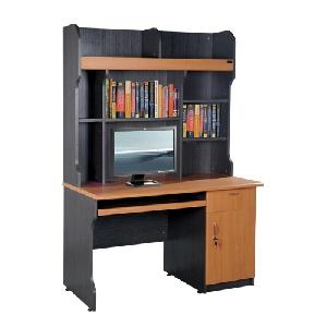 Bàn máy tính liền giá sách Hòa Phát mã NTB02A