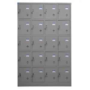 Tủ sắt locker 20 ngăn Hòa Phát mã TU985-4K