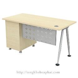 3 mẫu bàn làm việc nhân viên thiết kế theo phong cách mới của nội thất Hòa Phát