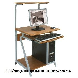 Bàn máy tính khung thép Hòa Phát BMT97A