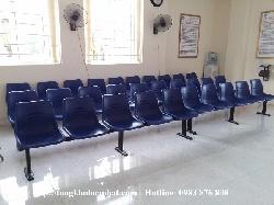Cung cấp ghế phòng chờ Hòa Phát cho các bệnh viện, phòng khám giá rẻ
