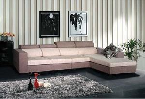 Bộ ghế sofa góc Hòa Phát SF42