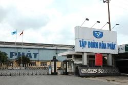 Hòa Phát tiếp tục lọt top 50 công ty niêm yết tốt nhất Việt Nam