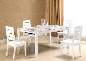 Bộ bàn ăn gia đình cao cấp Hòa Phát HGB60B