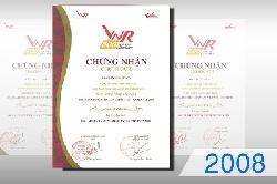 Vietnam Report xếp hạng nội thất Hòa Phát nằm trong top 500 doanh nghiệp lớn nhất Việt Nam