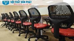 3 Lý do bạn nên chọn mua ghế xoay Hòa Phát cho nhân viên văn phòng