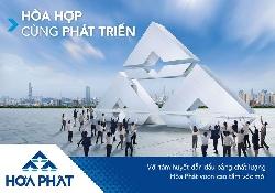 Hòa Phát vinh dự nằm trong Top 10 doanh nghiệp niêm yết uy tín năm 2019